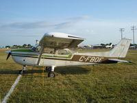 CF-BOE @ KOSH - Cessna 172 - by Mark Pasqualino