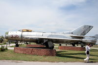 936 @ LBPG - Bulgarian Museum of Aviation, Plovdiv-Krumovo (LBPG). - by Attila Groszvald-Groszi