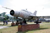 05 @ LBPG - Bulgarian Museum of Aviation, Plovdiv-Krumovo (LBPG). - by Attila Groszvald-Groszi