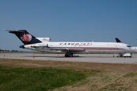 C-GCJB @ CYVR - Cargojet Boeing 727-200 - by Dietmar Schreiber - VAP