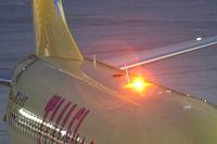 D-AHXC @ SZG - Boeing 737-7K5