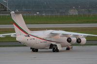 LZ-TIM @ SZG - BAe Avro RJ70