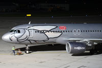 OE-LEA @ SZG - Airbus A320-214