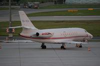 SX-DCA @ SZG - Dassault Falcon 2000EX