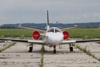 OE-FMS @ LNZ - Cessna 501 - by Juergen Postl