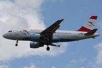OE-LDD @ VIE - Airbus A319-112