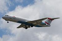 OE-LVK @ VIE - Fokker 100