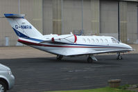 G-NMRM @ EGNX - Jersey based Citation at EMA
