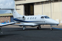 M-INXY @ EGNX - Embraer Phenom at EMA