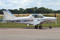 G-CEMY @ EGBG - Pioneer 300 at Leicester on 2009 Homebuild Fly-In day