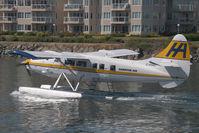 C-FHAA @ CYWH - Harbour Air Dash 3