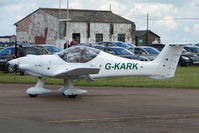 G-KARK @ EGBG - at Leicester on 2009 Homebuild Fly-In day