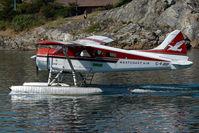 C-FJBP @ CYWH - Westcoast Air Dash 2