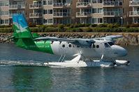 C-GQKN @ CYWH - Westcoast Air Dash 6