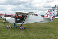 G-CFNO @ EGBG - at Leicester on 2009 Homebuild Fly-In day