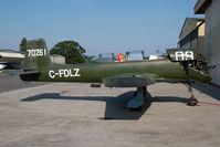 C-FDLZ @ CYYJ - Nanchang CJ6 - by Dietmar Schreiber - VAP
