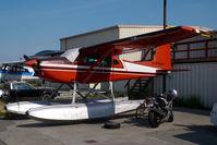 C-FWXT @ CYYJ - Cessna 180 - by Dietmar Schreiber - VAP