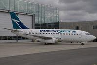 C-GWJT @ CYVR - Westjet Boeing 737-200