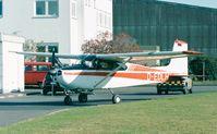 D-EDLH @ EDKB - Cessna 172 (early model) at Bonn-Hangelar airfield - by Ingo Warnecke