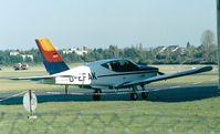 D-EFAK @ EDKB - SOCATA TB.21 Trinidad TC at Bonn-Hangelar airfield - by Ingo Warnecke