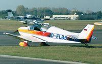 D-ELBB @ EDKB - Jodel D.150 Mascaret at Bonn-Hangelar airfield - by Ingo Warnecke