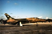 61-0167 @ HST - F-105D Thunderchief of 149th Tactical Fighter Squadron at the 1979 Homestead AFB Open House. - by Peter Nicholson