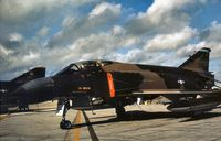 63-7413 @ HST - F-4C Phantom of 93rd Tactical Fighter Squadron at the 1979 Homestead AFB Open House. - by Peter Nicholson