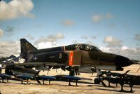 66-7731 @ HST - F-4D Phantom of 31st Tactical Fighter Wing at the 1979 Homestead AFB Open House. - by Peter Nicholson