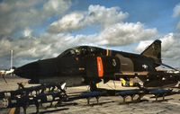 66-7731 @ HST - Another view of the 31st Tactical Fighter Wing Phantom on display at the 1979 Homestead AFB Open House. - by Peter Nicholson