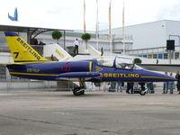 ES-YLP @ LFPB - Aero L-39 Albatros ES-YLP Team Breitling - by Alex Smit