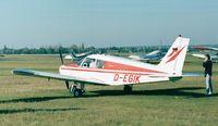 D-EGIK @ EDKB - Piper PA-28-140 Cherokee at Bonn-Hangelar airfield - by Ingo Warnecke