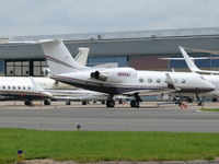 N583AJ @ LFPB - Gulfstream Aerospace Gulfstream IV N583AJ Moss Jerone - by Alex Smit
