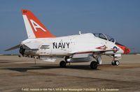 165626 @ ADW - At NAF Washington Andrews AFB Maryland - by J.G. Handelman