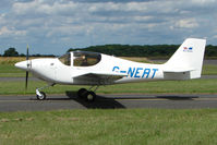 G-NEAT @ EGBG - Europa at Leicester on 2009 Homebuild Fly-In day
