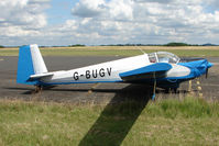 G-BUGV @ EGBG - Slingsby T61F at Leicester on 2009 Homebuild Fly-In day