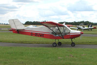 G-BUWK @ EGBG - Rans S6 at Leicester on 2009 Homebuild Fly-In day - by Terry Fletcher