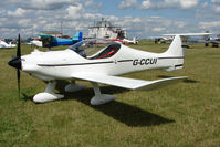 G-CCUI @ EGBG - MCR-01 at Leicester on 2009 Homebuild Fly-In day