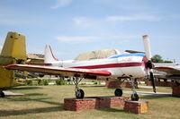 02 @ LBPG - Bulgarian Museum of Aviation, Plovdiv-Krumovo (LBPG). - Ex DOSAAF 02 / Red - by Attila Groszvald-Groszi