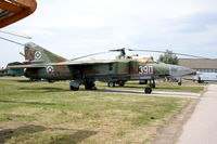 390 @ LBPG - Bulgarian Museum of Aviation, Plovdiv-Krumovo (LBPG). - by Attila Groszvald-Groszi