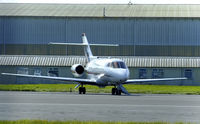 CS-DNX @ EGPH - Netjets November Xray at EDI's GAT - by Mike stanners