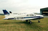D-EFXM @ EDKB - Piper PA-28-161 Cadet at Bonn-Hangelar airfield - by Ingo Warnecke