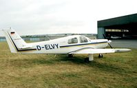 D-ELVY @ EDKB - Ruschmeyer R.90-230RG at Bonn-Hangelar airfield - by Ingo Warnecke