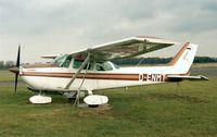 D-ENMT @ EDKB - Cessna 172P Skyhawk II at Bonn-Hangelar airfield - by Ingo Warnecke