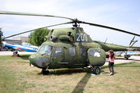 209 @ LBPG - Bulgarian Museum of Aviation, Plovdiv-Krumovo (LBPG). - by Attila Groszvald-Groszi