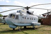 812 @ LBPG - Bulgarian Museum of Aviation, Plovdiv-Krumovo (LBPG). Ex Bulgarian Navy helicopter. - by Attila Groszvald-Groszi