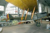 8 @ BRUSSELS - Preserved in the excellent Brussels museum - by Joop de Groot
