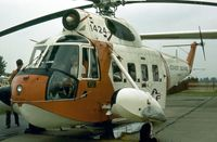 1424 @ RDG - US Coast Guard Station Brooklyn provided this Sea Guardian for display at the 1977 Reading Airshow. - by Peter Nicholson