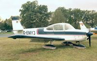 D-EMYJ @ EDKB - Fuji FA-200-160 Aero Subaru at Bonn-Hangelar airfield - by Ingo Warnecke