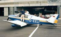 D-EELI @ EDKB - CEA Jodel DR.250/160 Capitaine at Bonn-Hangelar airfield - by Ingo Warnecke