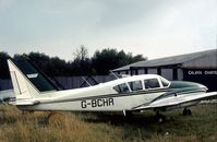 G-BCHR @ SEN - This Piper Aztec was seen at Southend in the Summer of 1976. - by Peter Nicholson